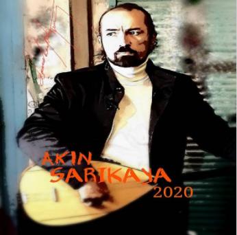 Akın Sarıkaya (2020) albüm kapak resmi