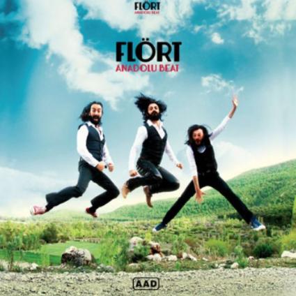 Anadolu Beat (2012) albüm kapak resmi