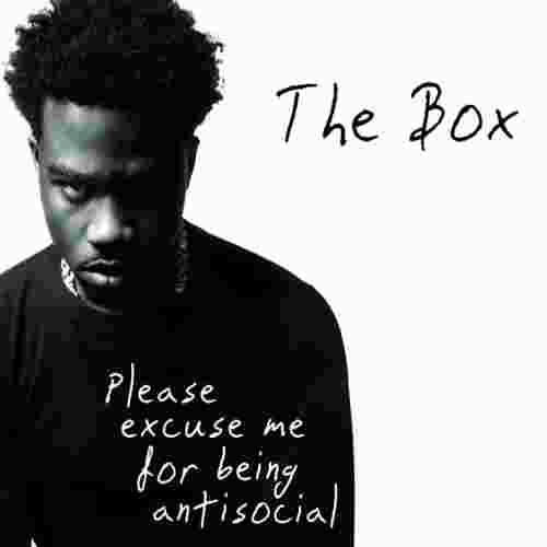 The Box (2020) albüm kapak resmi