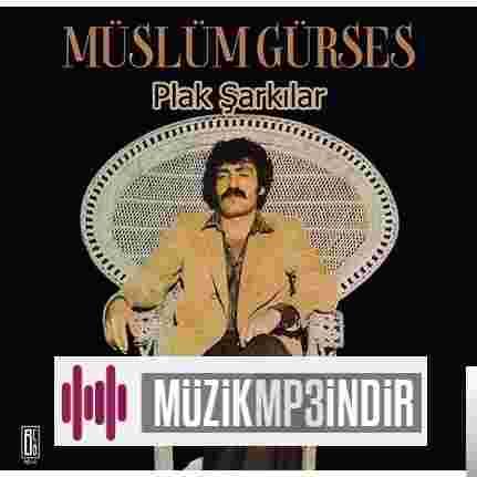 Müslüm Gürses Taş Plak Şarkılar albüm kapak resmi