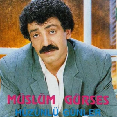 Müslüm Gürses Hüzünlü Günler (1990)