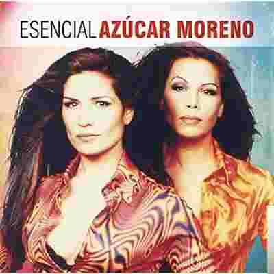 Azucar Moreno The Best albüm kapak resmi