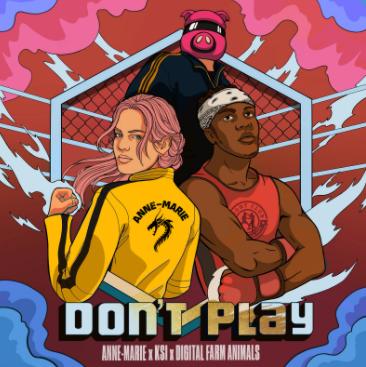 Dont Play (2021) albüm kapak resmi