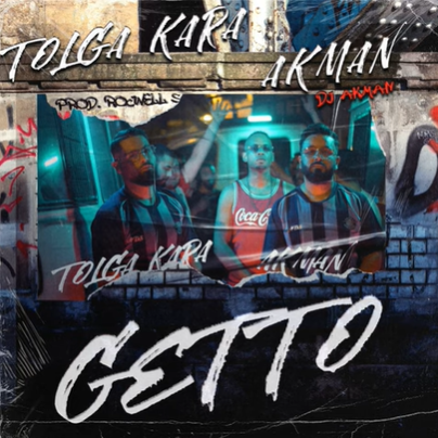 Getto (2020) albüm kapak resmi