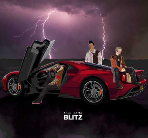 BLITZ (2020) albüm kapak resmi