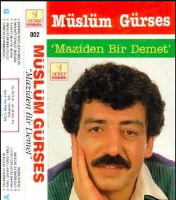 Müslüm Gürses Maziden Bir Demet (1990)
