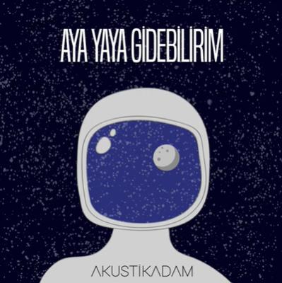 Aya Yaya Gidebilirim (2020) albüm kapak resmi