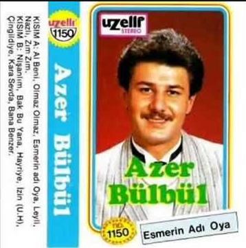 Esmerin Adı Oya (1987) albüm kapak resmi