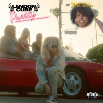 Pretty (2020) albüm kapak resmi
