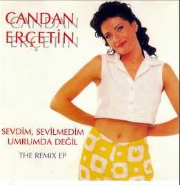 Sevdim Sevilmedim (1996) albüm kapak resmi