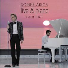 Live & Piano Volume 1 (2020) albüm kapak resmi