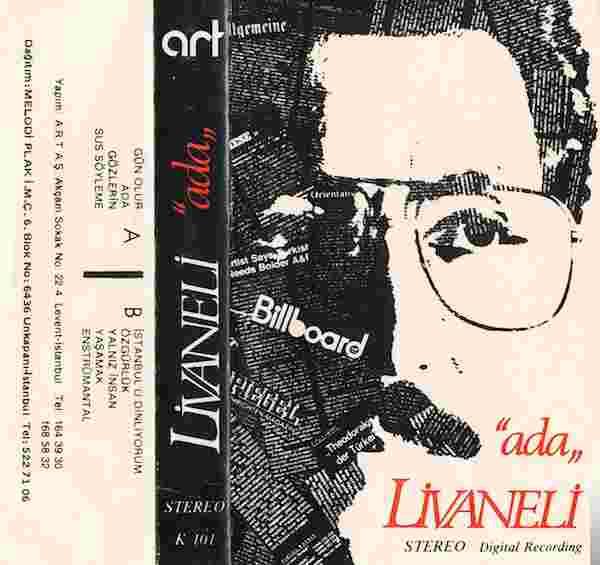 Ada (1983) albüm kapak resmi
