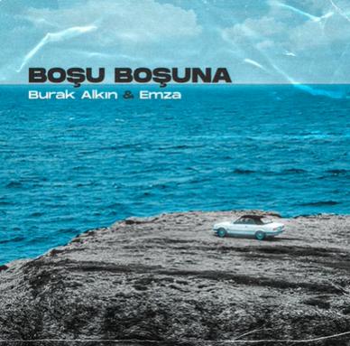 Boşu Boşuna (2021) albüm kapak resmi