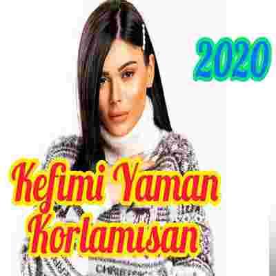 Kefimi Yaman Korlamısan (2020) albüm kapak resmi