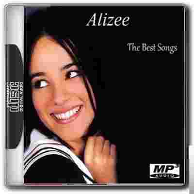 Alizee The Best Song albüm kapak resmi