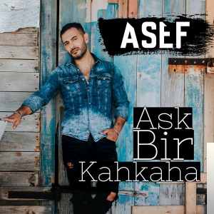 Aşk Bir Kahkaha (2019) albüm kapak resmi