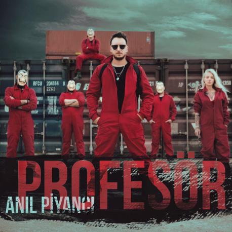 Profesör (2018) albüm kapak resmi