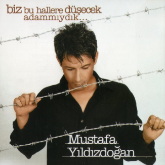 Biz Bu Hallere Düşecek Adam Mıydık (2003) albüm kapak resmi