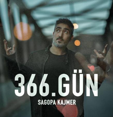 366. Gün (2017) albüm kapak resmi
