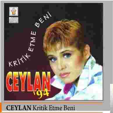 Kritik Etme Beni (1994) albüm kapak resmi