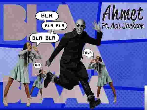 Bla Bla Bla (2015) albüm kapak resmi