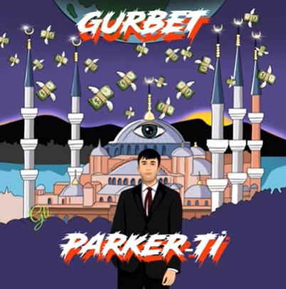Gurbet (2021) albüm kapak resmi