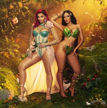 Baby Im Jealous (2020) albüm kapak resmi