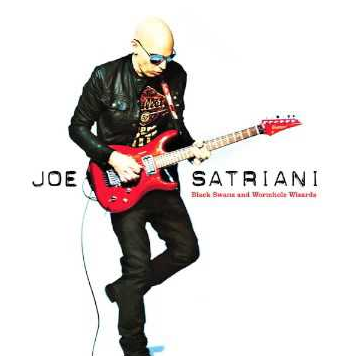 Joe Satriani The Best albüm kapak resmi
