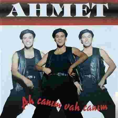 Ah Canım Vah Canım (1994) albüm kapak resmi