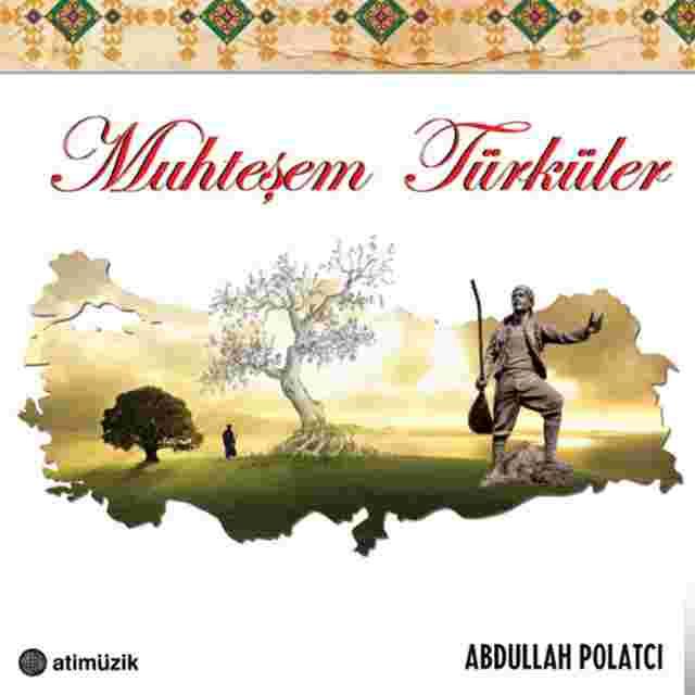 Muhteşem Türküler (2015) albüm kapak resmi