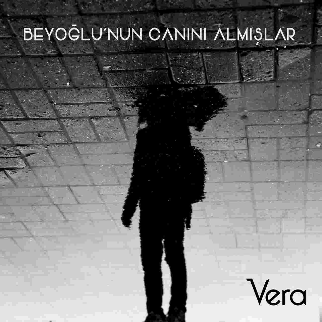 Beyoğlu'nun Canını Almışlar (2019) albüm kapak resmi