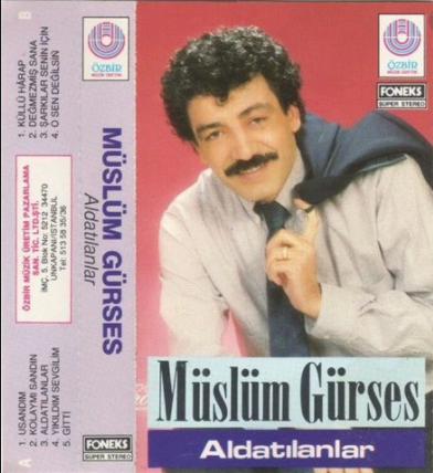 Müslüm Gürses Aldatılanlar (1988)
