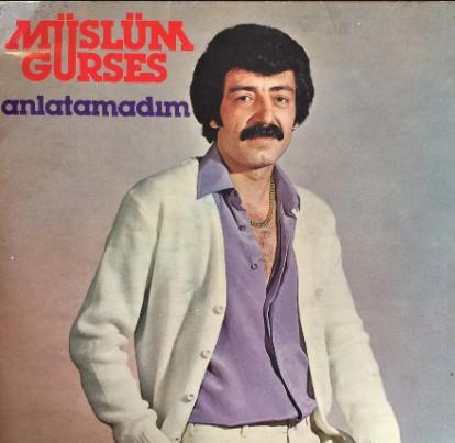 Anlatamadım (1983) albüm kapak resmi
