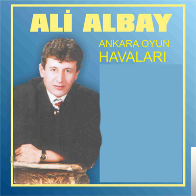 Ankara Oyun Havaları (2011) albüm kapak resmi