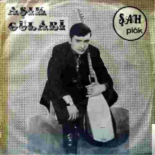 Aşık Gülabi 1 albüm kapak resmi