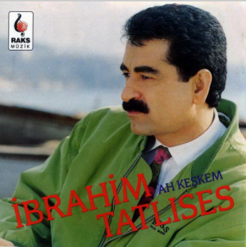 Ah Keşkem (1992) albüm kapak resmi