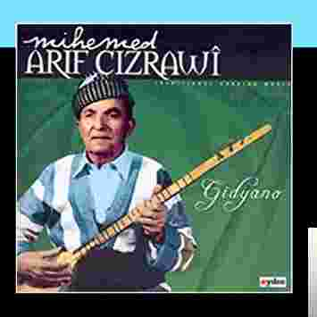 Dengbej Mihemed Arif Cizrawi albüm kapak resmi