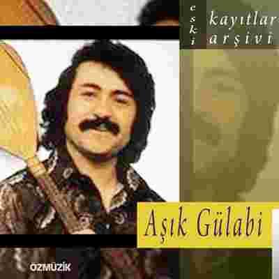 Gülabi Arşiv Kayıtları albüm kapak resmi