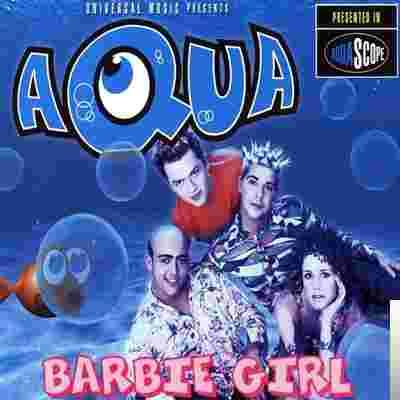 Barbie Girl (1997) albüm kapak resmi