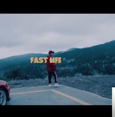 Fast Life (2020) albüm kapak resmi