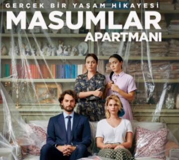 Masumlar Apartmanı Dizi Müzikleri albüm kapak resmi