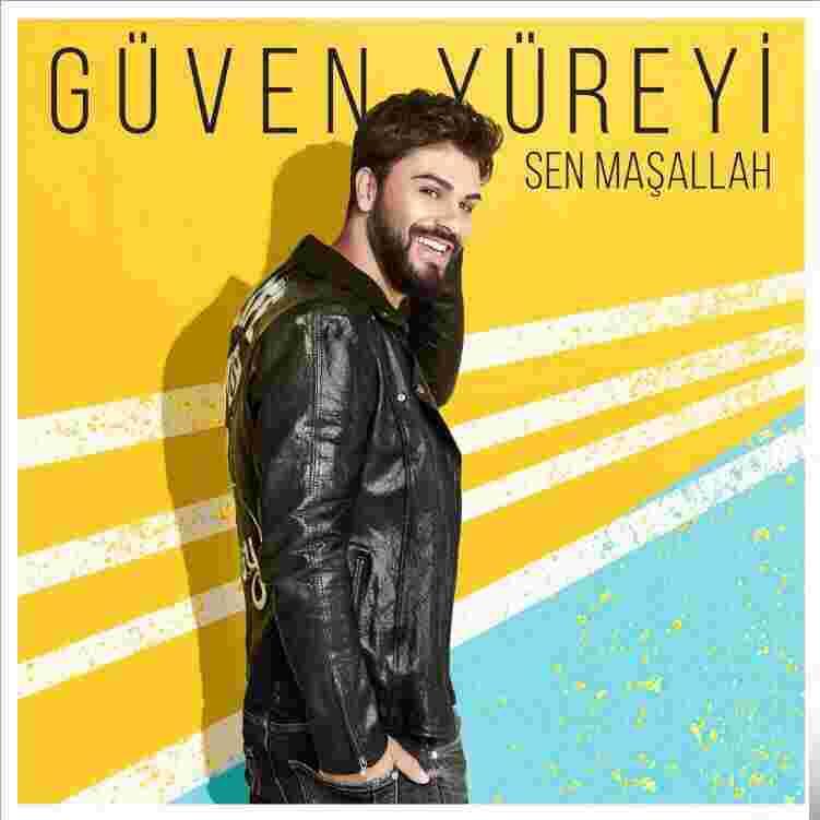 Sen Maşallah (2015) albüm kapak resmi