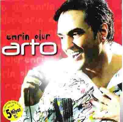 Emrin Olur (2003) albüm kapak resmi