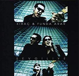 Sevgiliye (2001) albüm kapak resmi