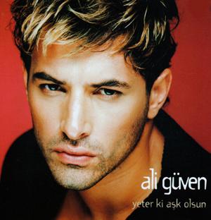 Yeter Ki Aşk Olsun (2001) albüm kapak resmi