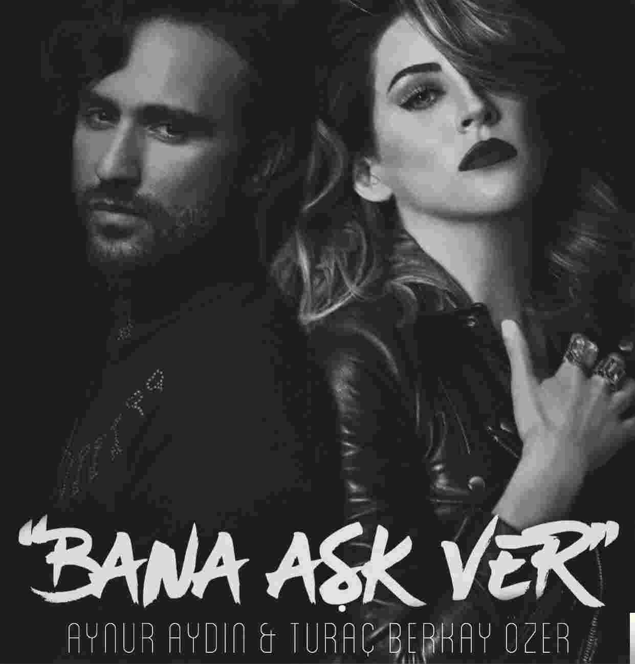 Bana Aşk Ver (2017) albüm kapak resmi