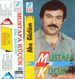 Ahu Gözlüm (1991) albüm kapak resmi