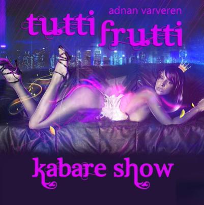 Tutti Frutti (1992) albüm kapak resmi