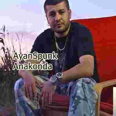 Anakonda (2020) albüm kapak resmi