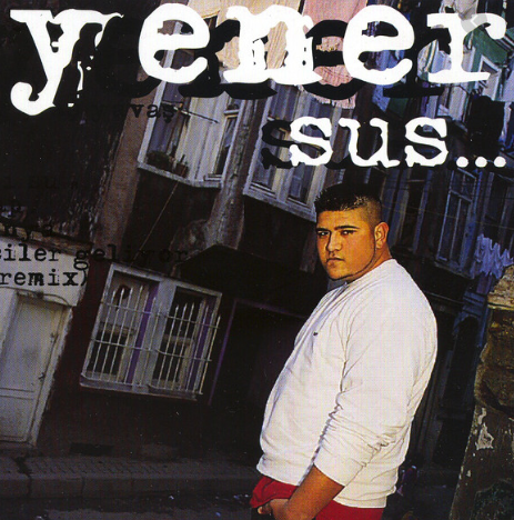 Sus (2001) albüm kapak resmi